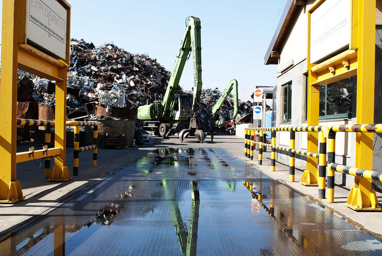 Sicilia Rottami Recycling and trade of scrap metal both ferrous and non-ferrous